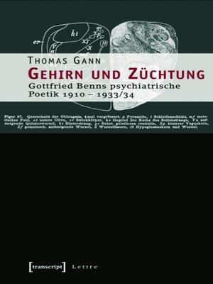 cover image of Gehirn und Züchtung