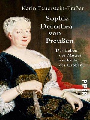 cover image of Sophie Dorothea von Preußen