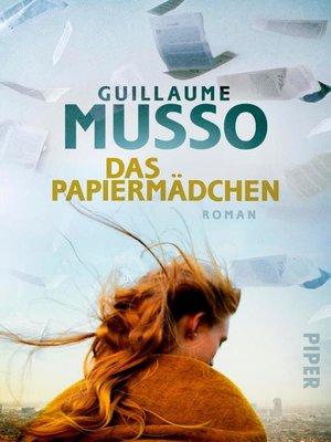 cover image of Das Papiermädchen