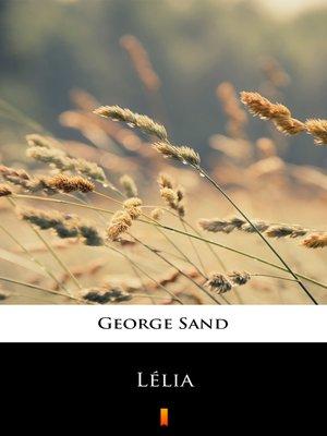 cover image of Lélia