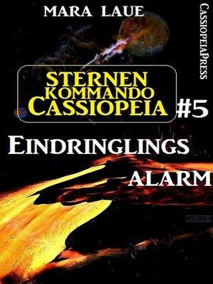 cover image of Sternenkommando Cassiopeia 5