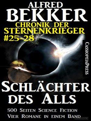 cover image of Schlächter des Alls