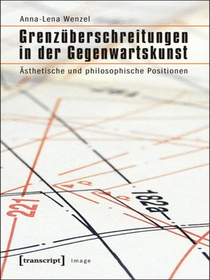 cover image of Grenzüberschreitungen in der Gegenwartskunst