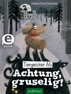 cover image of Serie Tiergeister AG, Buch 1