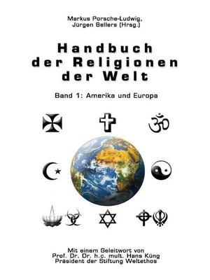 cover image of Handbuch der Religionen der Welt