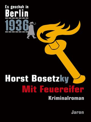 cover image of Mit Feuereifer