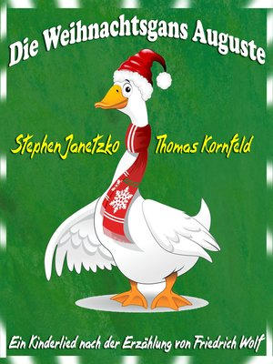 cover image of Die Weihnachtsgans Auguste