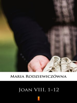 cover image of Joan VIII, 1−12