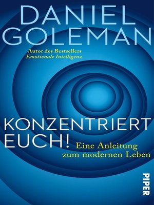 cover image of Konzentriert Euch!