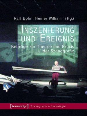 cover image of Inszenierung und Ereignis