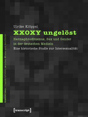 cover image of XX0XY ungelöst