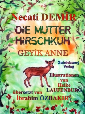 cover image of Die Mutter Hirschkuh