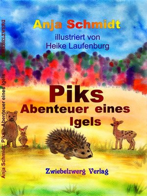 cover image of Piks--Abenteuer eines Igels