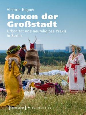 cover image of Hexen der Großstadt