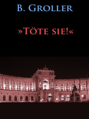 cover image of »Töte sie!«