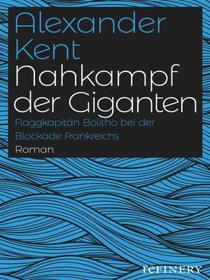 cover image of Nahkampf der Giganten