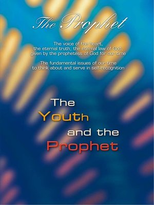 cover image of The Prophet. the Youth and the Prophet
