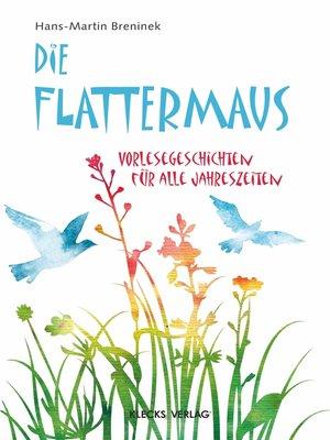 cover image of Die Flattermaus