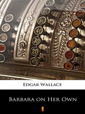 cover image of Barbara on Her Own