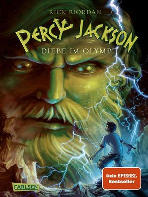 cover image of Serie Percy Jackson, Buch 1