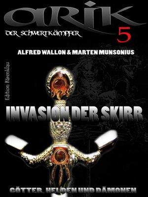 cover image of Arik der Schwertkämpfer 5