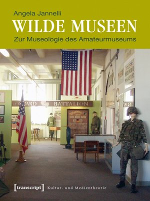 cover image of Wilde Museen