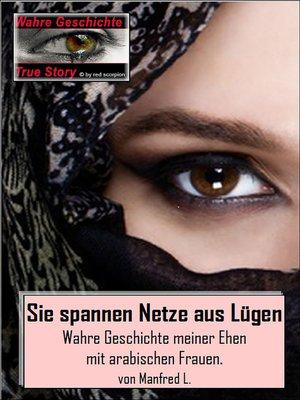 cover image of Sie spannen Netze aus Lügen