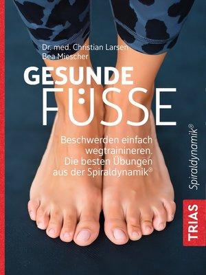 cover image of Gesunde Füße