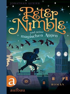 cover image of Peter Nimble und seine magischen Augen