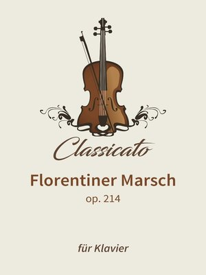 cover image of Florentiner Marsch