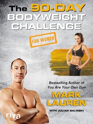 cover image of The 90-Day Bodyweight Challenge for Women