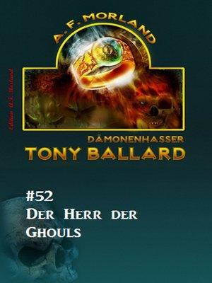 cover image of Tony Ballard #52