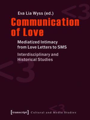 cover image of Communication of Love