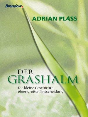 cover image of Der Grashalm