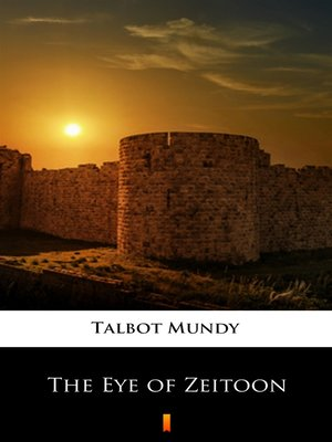 cover image of The Eye of Zeitoon