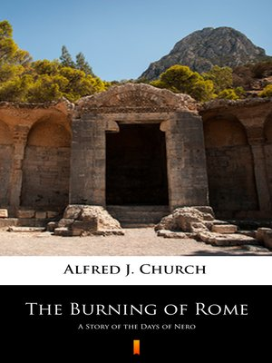 cover image of The Burning of Rome