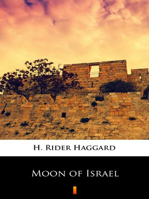 cover image of Moon of Israel