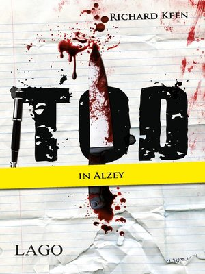 cover image of Tod in Alzey