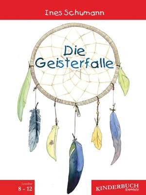 cover image of Die Geisterfalle