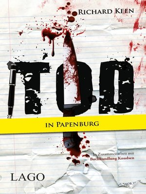 cover image of Tod in Papenburg