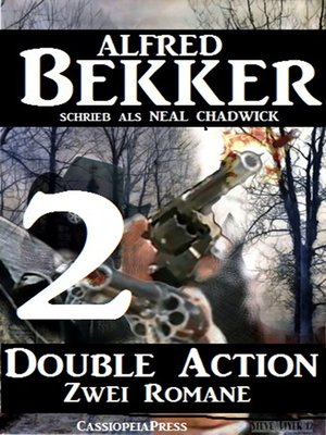 cover image of Double Action 2--Zwei Romane