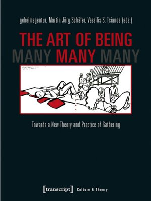 cover image of The Art of Being Many