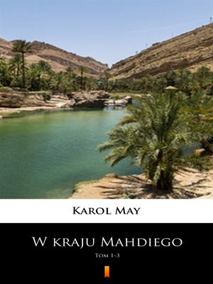 cover image of W kraju Mahdiego. Tom 1–3