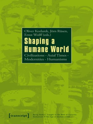 cover image of Shaping a Humane World