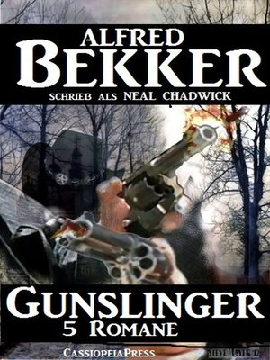 cover image of Gunslinger (5 Romane)