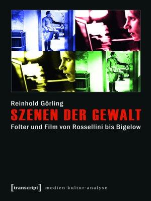 cover image of Szenen der Gewalt