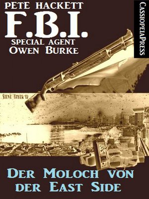 cover image of Der Moloch von der Eastside (FBI Special Agent)