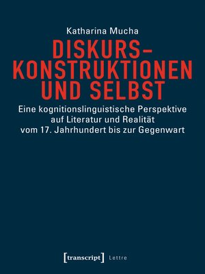 cover image of Diskurskonstruktionen und Selbst