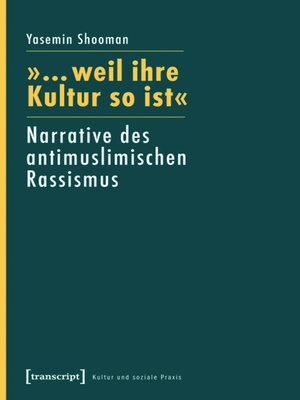 cover image of »... weil ihre Kultur so ist«