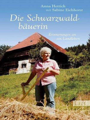 cover image of Die Schwarzwaldbäuerin